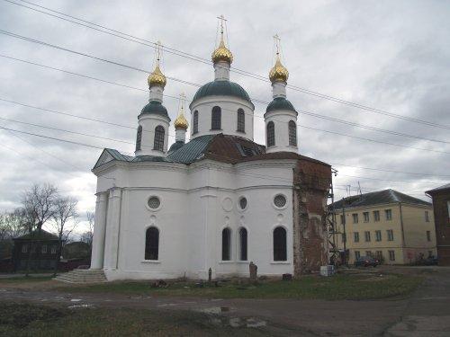 Храм Федоровской иконы Божией Матери г. Углич