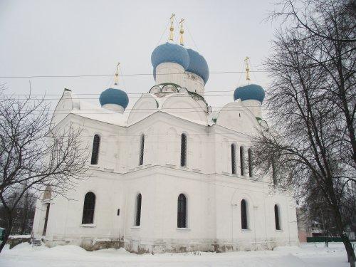 Богоявленский собор г. Углич
